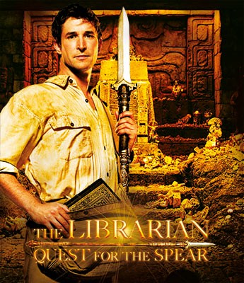 The Librarian – Quest for the Spear