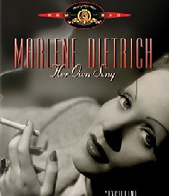 Marlene Dietrich – Her Own Song