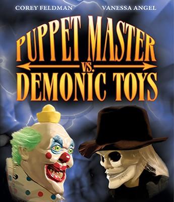 Puppet Master vs. Demonic Toys