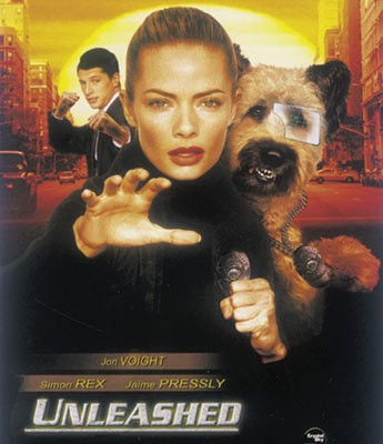 Unleashed – Karate Dog